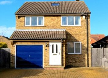 Thumbnail 4 bed detached house to rent in Geldof Road, York