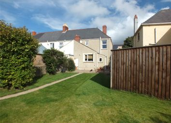 Thumbnail 3 bed end terrace house for sale in Great North Road, Milford Haven, Pembrokeshire