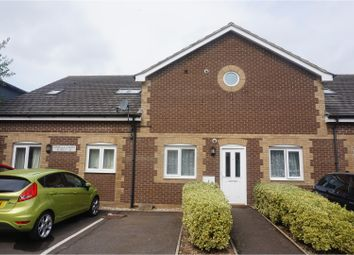 Thumbnail 2 bed flat for sale in Fairfield Road, Downham Market