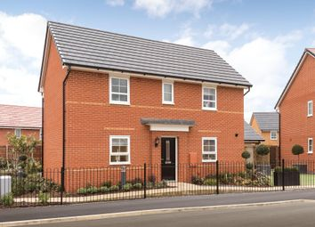 """Thumbnail 3 bedroom detached house for sale in """"Buchanan"""" at Lancaster Avenue, Watton, Thetford"""