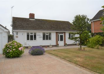 Thumbnail 2 bed detached bungalow for sale in Grimston Road, South Wootton, King's Lynn