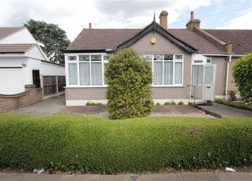 Thumbnail 3 bed bungalow for sale in Gyllyngdune Gardens, Seven Kings, Essex