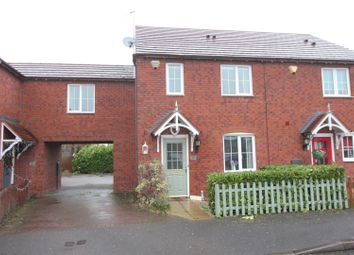 Thumbnail 3 bed town house for sale in West Hyde, Hinckley