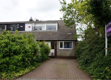 Thumbnail 4 bed semi-detached house for sale in Garfield Close, Rochdale