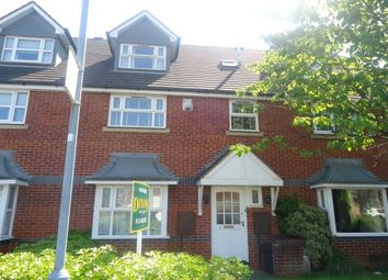 Thumbnail 5 bed town house to rent in Clipper View, Edgbaston, Birmingham