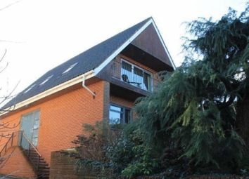 Thumbnail 4 bed detached house to rent in Church Road, Bishopstoke, Eastleigh