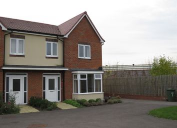 Thumbnail 4 bed semi-detached house for sale in Levy Close, Rounds Gardens, Rugby