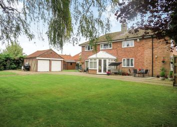 Thumbnail 4 bed detached house for sale in Westfield Road, Swaffham
