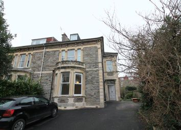 Thumbnail 1 bed flat to rent in Fernbank Road, Redland, Bristol