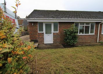 Thumbnail 2 bed bungalow to rent in Manor Close, Tongham, Farnham