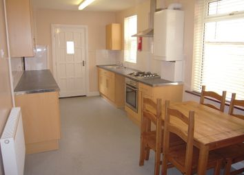 Thumbnail 5 bed terraced house to rent in Knighton Fields Road East, Leicester