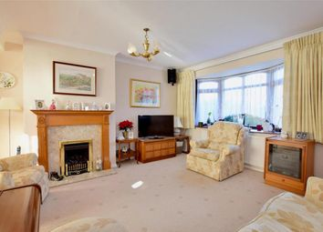 Thumbnail 3 bed semi-detached house for sale in Woodlands Close, Uckfield, East Sussex