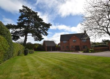 Thumbnail 4 bed detached house for sale in Napleton Lane, Kempsey, Worcester