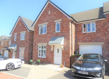 Thumbnail 3 bedroom detached house for sale in Lon Yr Helyg, Coity, Bridgend.