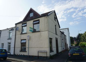 Thumbnail 3 bed end terrace house for sale in Bathurst Street, Swansea
