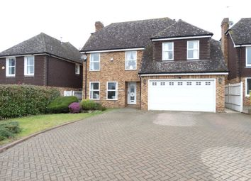 Thumbnail 5 bed detached house for sale in West Street, Hunton, Maidstone