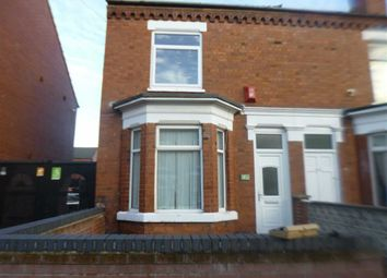 Thumbnail 3 bed end terrace house to rent in Westminster Street, Crewe, Cheshire