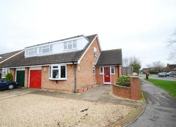 Thumbnail 3 bed semi-detached house for sale in Seymour Avenue, Shinfield, Reading
