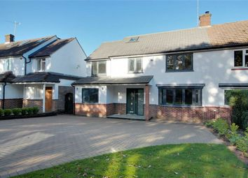 Thumbnail 4 bed property for sale in Carrington Avenue, Borehamwood, Hertfordshire
