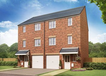 "Thumbnail 4 bed terraced house for sale in ""The Longford"" at New Village Way, Morley, Leeds"