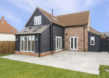 Thumbnail 3 bed property for sale in Old Lodge Court, White Hart Lane, Chelmsford, Essex