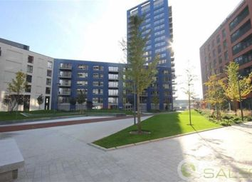 Thumbnail 1 bed flat for sale in City Island, Montagu Building, Canary Wharf, London