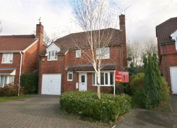 Thumbnail 4 bed detached house to rent in Clere Gardens, Chineham, Basingstoke