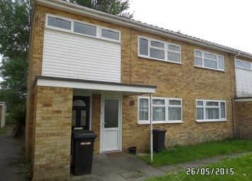 Thumbnail 2 bedroom flat for sale in Frostenden Crescent, Lowestoft, Suffolk