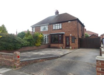 Thumbnail 2 bed semi-detached house for sale in Phelps Place, Grimsby