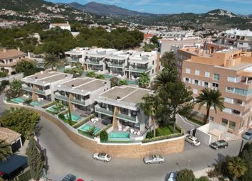 Thumbnail 3 bed villa for sale in Calle Cronista Pedro Pastor, 3, 03710 Calpe, Alicante, Spain