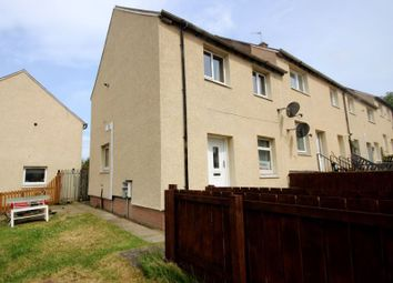 Thumbnail 2 bed end terrace house for sale in Oak Crescent, Mayfield, Dalkeith