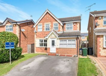 Thumbnail 4 bed detached house for sale in Marbeck Close, Dinnington, Sheffield