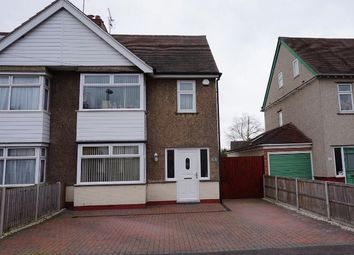 Thumbnail 3 bedroom semi-detached house for sale in Grange Road, Alvaston