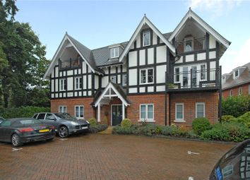 Thumbnail 2 bed flat to rent in The Lodge, 86 Packhorse Road, Gerrards Cross, Buckinghamshire