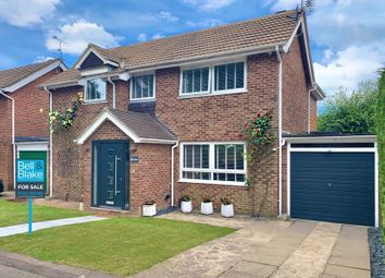 Thumbnail 4 bed detached house for sale in Guildford Place, Chichester