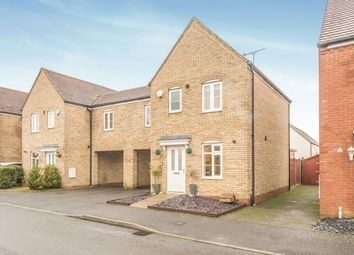 Thumbnail 3 bed semi-detached house for sale in Fairfield Crescent, Stevenage, Hertfordshire, England