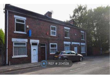 Thumbnail 2 bed end terrace house to rent in North Street, Stoke On Trent