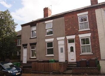 Thumbnail 3 bed terraced house to rent in Ransom Road, Mapperley, Nottingham