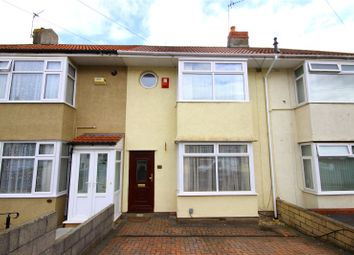 Thumbnail 3 bed terraced house to rent in Wallscourt Road, Filton