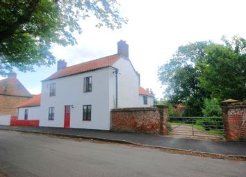 Thumbnail 4 bed cottage for sale in High Street, Eastoft, Scunthorpe