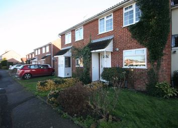 Thumbnail 3 bed terraced house to rent in Erica Road, St. Ives, Huntingdon