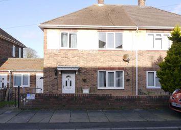 3 bed semi-detached house for sale in North Avenue, Choppington NE62