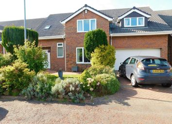 Thumbnail 4 bed detached house for sale in Front Street, Blyth