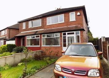 Thumbnail 2 bedroom semi-detached house for sale in Furnival Road, Manchester
