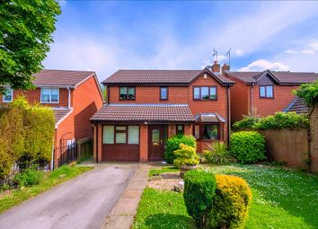 Thumbnail 4 bed detached house for sale in Ibbetson Oval, Churwell, Leeds