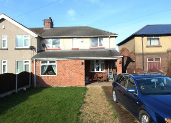 Thumbnail 3 bed semi-detached house for sale in Crescent End, Rotherham, South Yorkshire