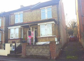 Thumbnail 1 bedroom flat for sale in Capstone Road, Chatham