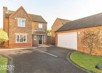 Thumbnail 4 bed detached house for sale in Oak Way, Ramsey St Marys, Ramsey, Huntingdon, Cambridgeshire