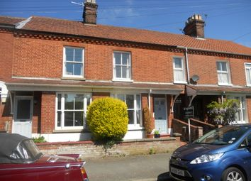 Thumbnail 2 bedroom terraced house to rent in Mornington Road, Norwich