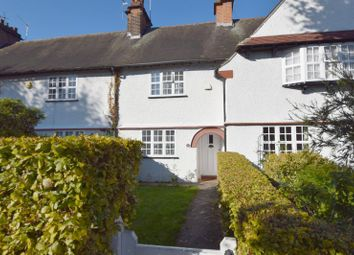 Thumbnail 3 bed cottage for sale in Hampstead Way, Hampstead Garden Suburb, London